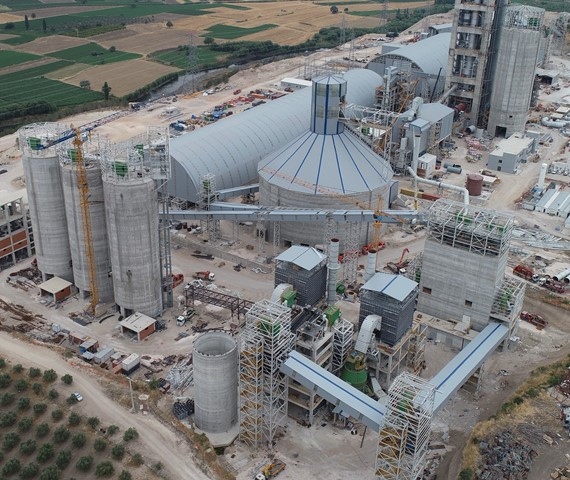 Soma Cement project...